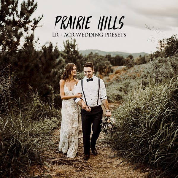 Preset Prairie Hills for lightroom