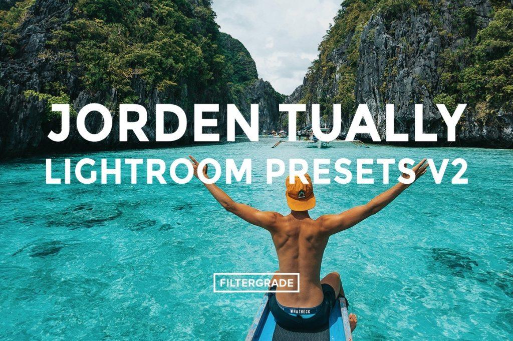 Preset Jorden Tually Lightroom Presets v2 for lightroom