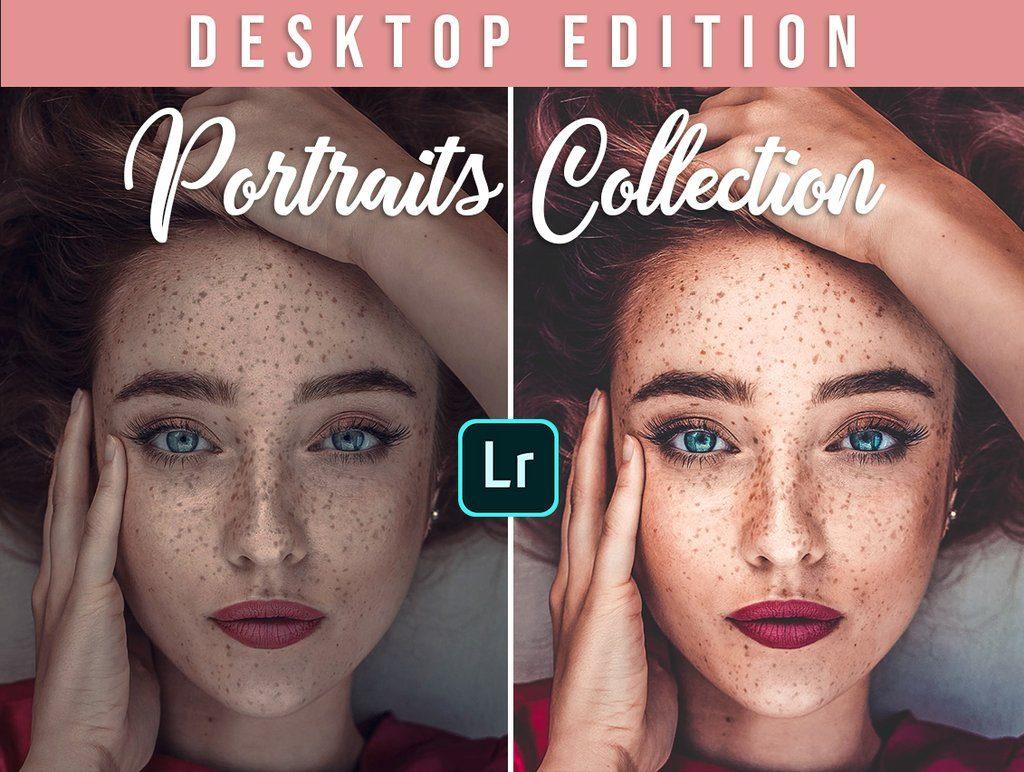 Preset 25 Pro Portrait Lightroom Presets for lightroom