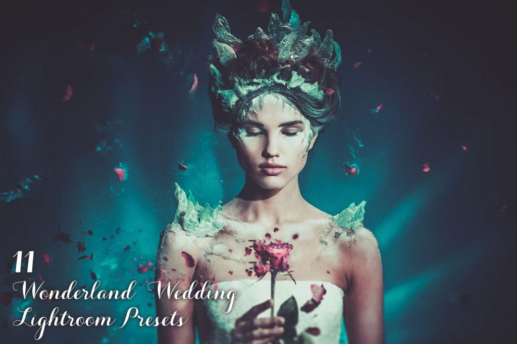 Preset 11 Wonderland Wedding Lightroom Presets for lightroom