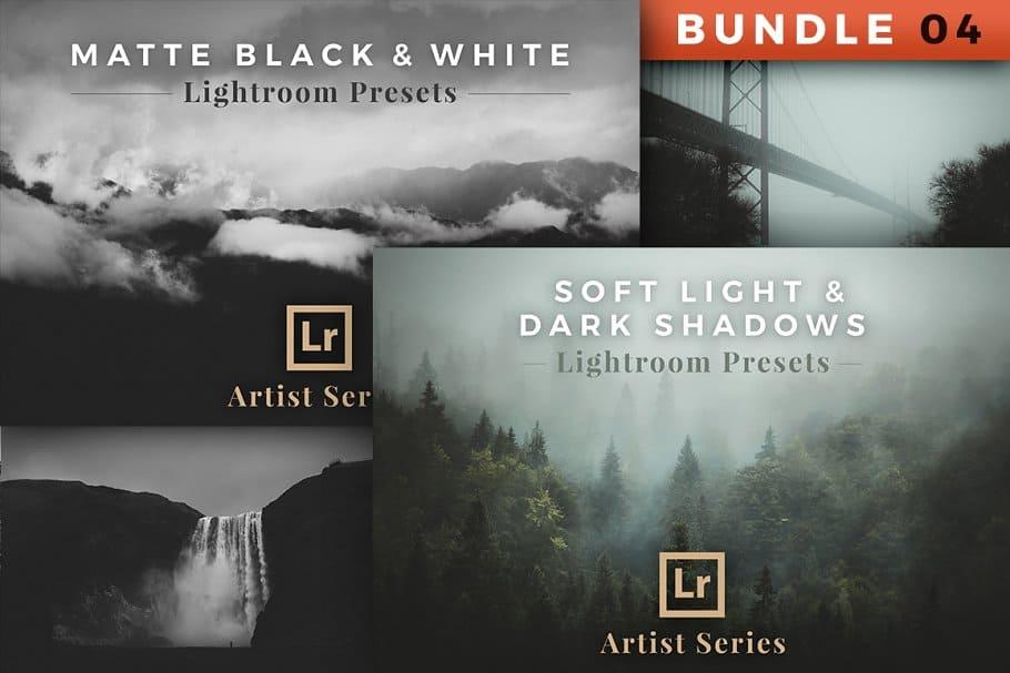 Preset Artist Series – Lightroom Bundle 04 for lightroom