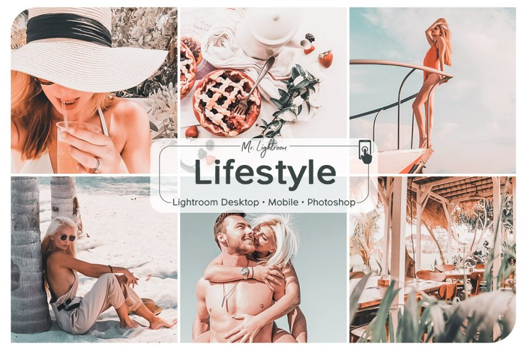 Preset Mr. Lightroom - Lifestyle Presets for lightroom