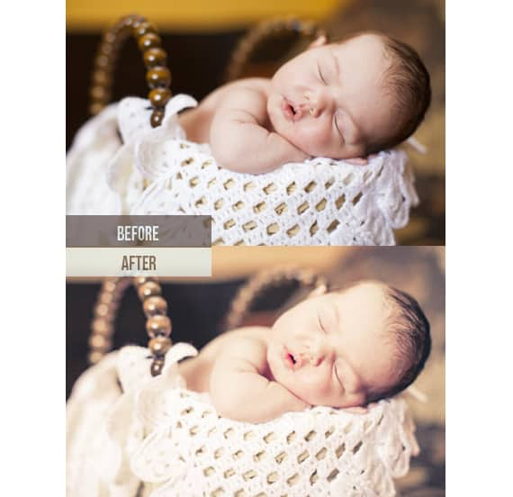 Preset 232 Premium The Baby Collection for lightroom