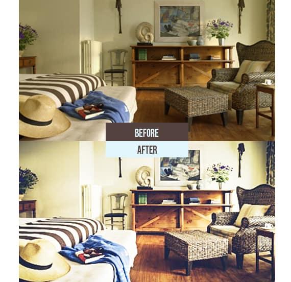 Preset 56 Premium Interior Preset for lightroom