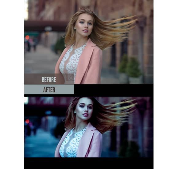 Preset 200 Premium Cinema Lightroom Presets for lightroom