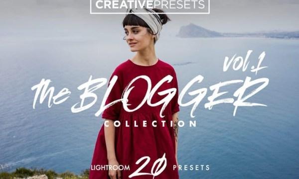 Preset The Blogger Collection Lightroom Presets for lightroom