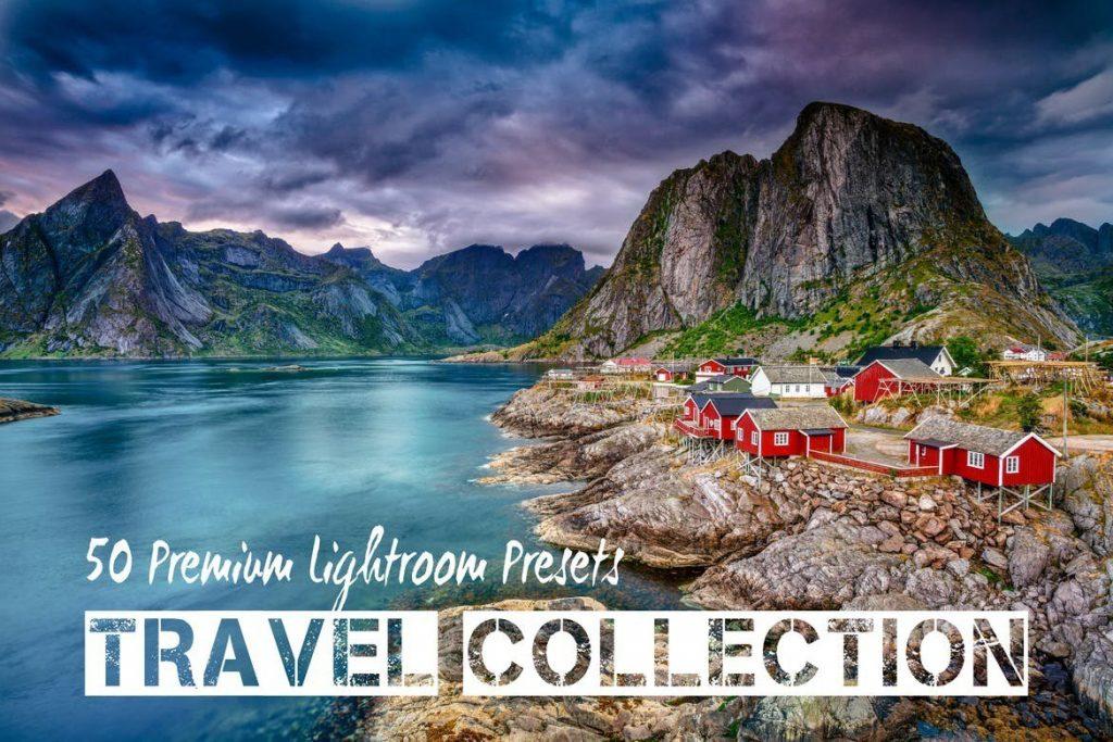Preset 15 Landscape and Travel Lightroom Presets for lightroom