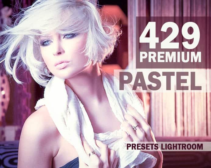 Preset 429 Premium Pastel Preset for lightroom