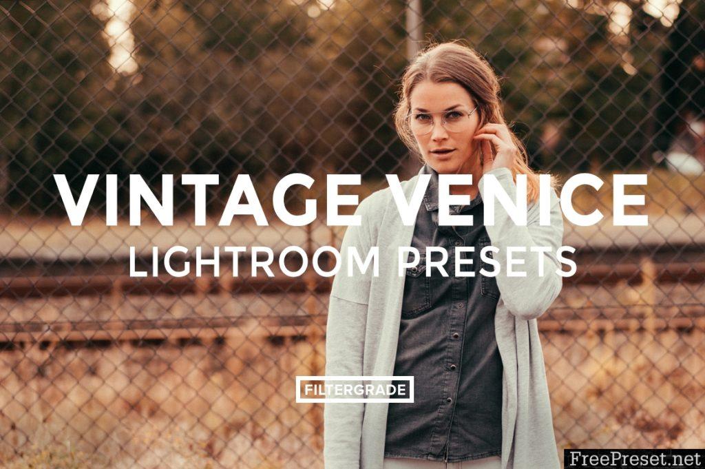 Preset 10 vintage for lightroom
