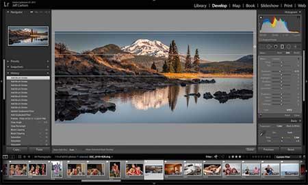 Preset Install presets in Adobe Lightroom for lightroom