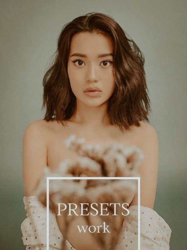 Preset Beauty Cute for lightroom
