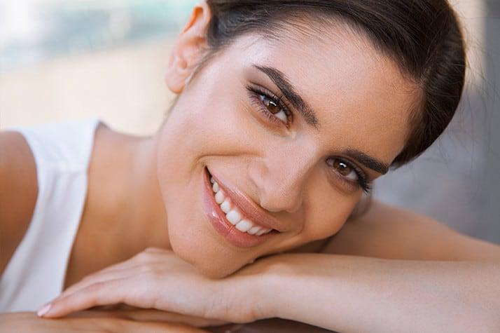 Preset Whitening Teeth - Brush #1 for lightroom