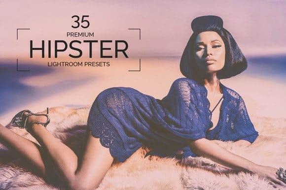 Preset Hipster Premium for lightroom