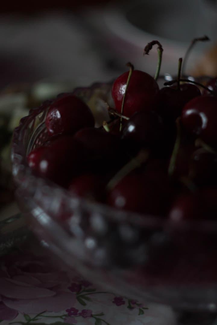 Preset Cherry for lightroom