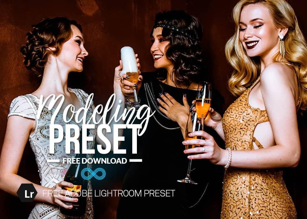 Preset Modeling for lightroom