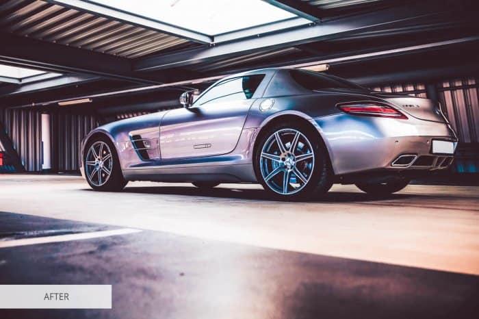 Preset Car Stylish for lightroom