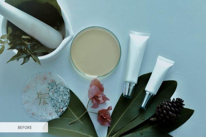 Preset Product Blury for lightroom