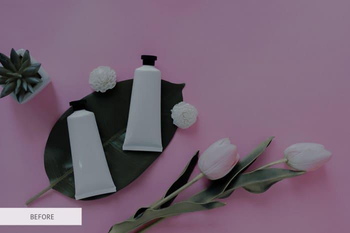 Preset Product Desaturate for lightroom