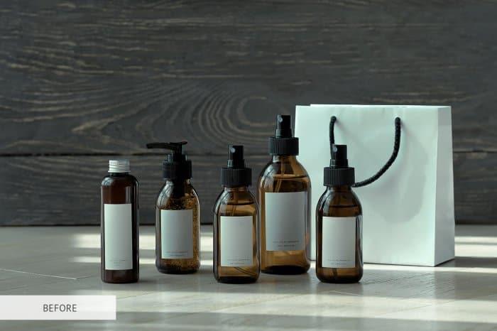 Preset Product Darker for lightroom