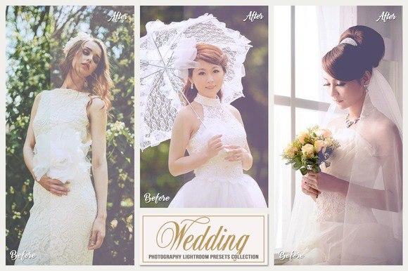 Preset Wedding for lightroom