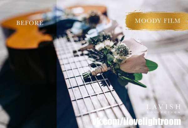 Preset Wedding_Preset_Collection for lightroom